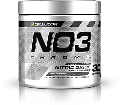 Cellucor NO3 Chrome Powder at Bodybuilding com - Best Prices on NO3