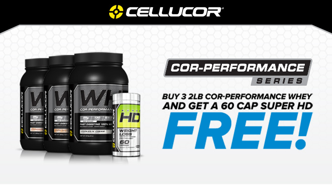 Cellucor Stack Image