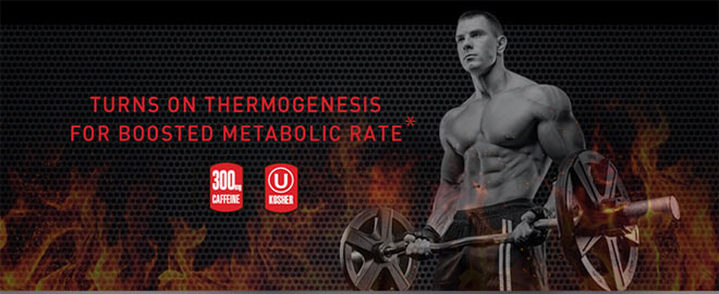 Turn on thermogenesis for boosted metabolic rate