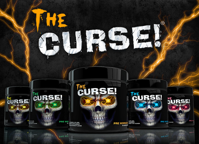 The Curse by Cobra Labs at Bodybuilding.com - Best Prices