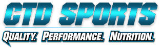 CTD Sports | Quality. Performance. Nutrition.