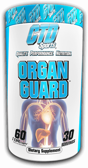 Organ Guard Container