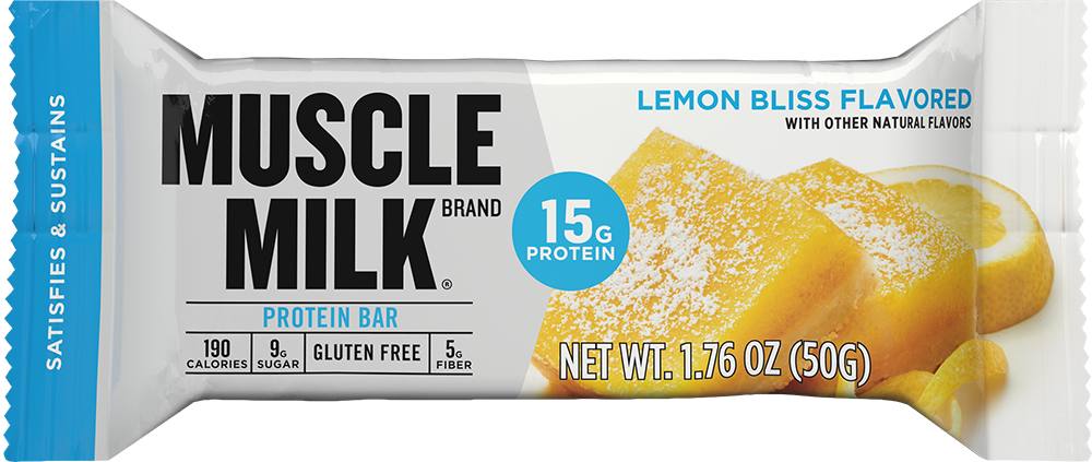 CytoSport Protein Bar Lemon Bliss
