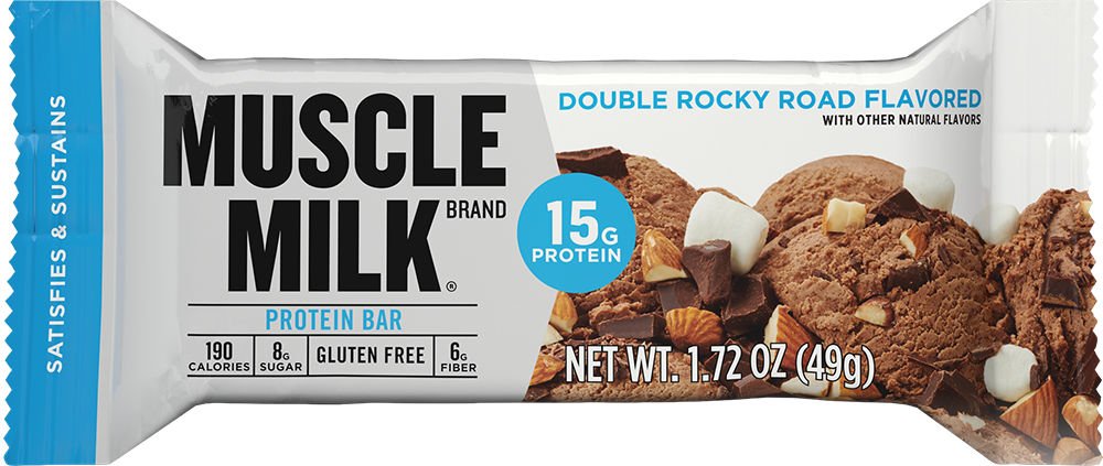 CytoSport Protein Bar Double Rocky Road