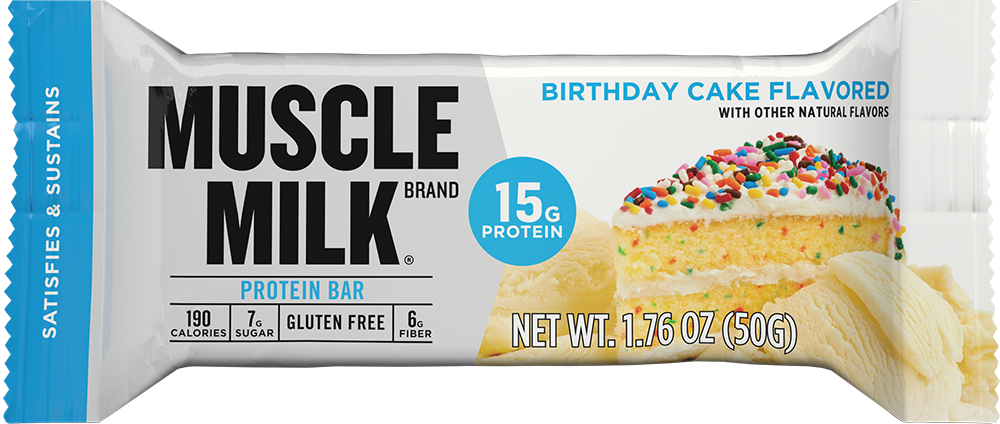 CytoSport Protein Bar Birthday Cake