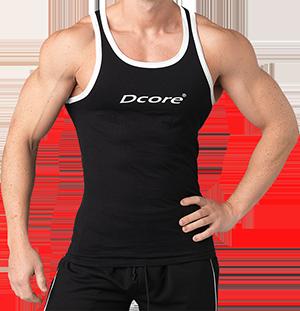 Dcore Bodyfit Singlet
