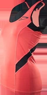Dcore Womens Mesh Core Tank