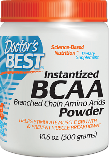 Best bcaa supplement for muscle growth