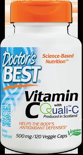 Best vitamin c brand supplement