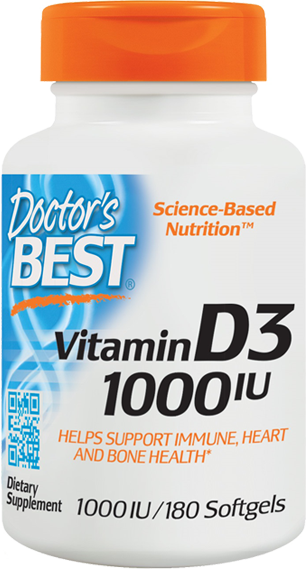 Best brand of vitamin d3