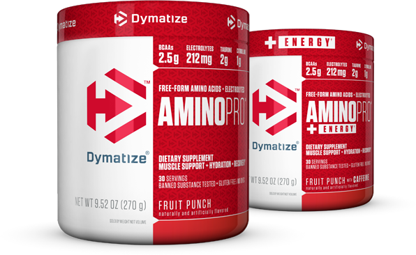 Dymatize Super Amino Bottle