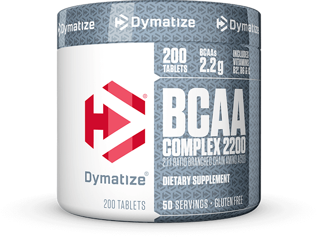 BCAA Complex 2200 Container
