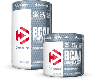 BCAA Complex 2200 Containers