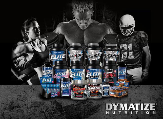 Dymatize Nutrition.