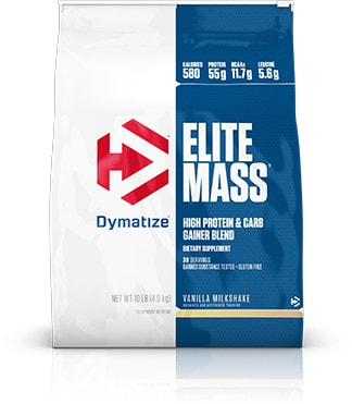 Dymatize Elite Mass Gainer bag