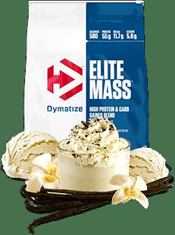 Dymatize Elite Mass Gainer Vanilla Milkshake
