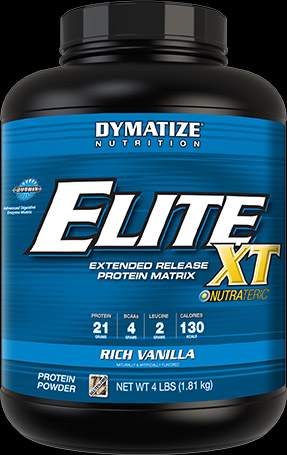 Dymatize Nutrition ELITE XT tub image