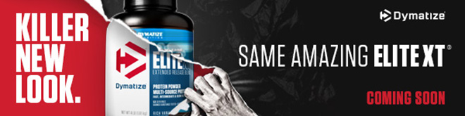 Dymatize Coming Soon Product