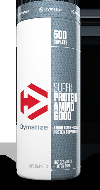 Super Protein Amino 6000 by Dymatize at Bodybuilding.com