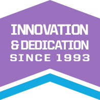Innovation and Dedication since 1993.