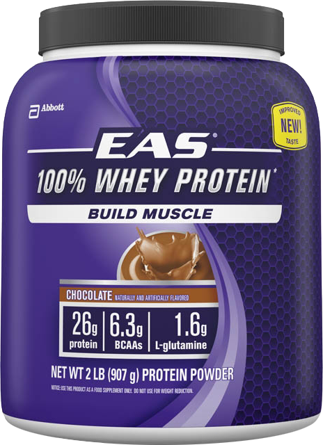 EAS 100% Whey Protein at Bodybuilding.com: Best Prices for