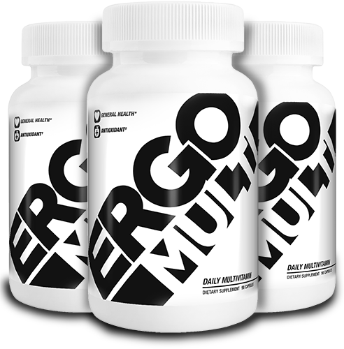 ErgoGenix ErgoMulti Bottle shot