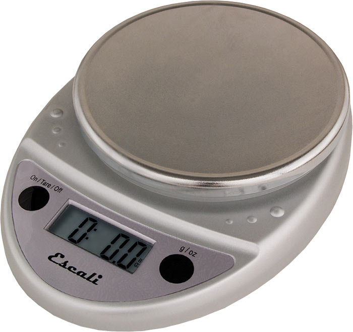 Primo food kitchen scale by escali at for Kitchen scale with app