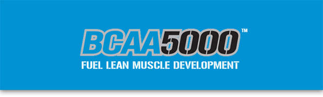 BCAA 5000 - Fuel Lean Muscle Development