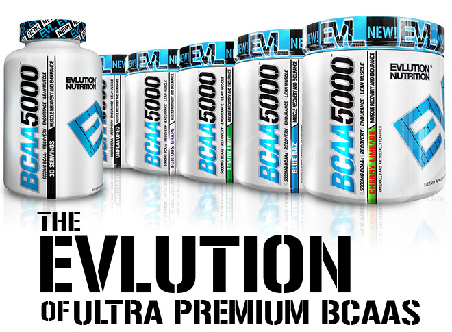 The Evolution of Ultra-Premium BCAAs