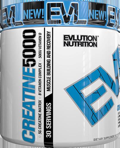 EVLution Nutrition Creatine 5000