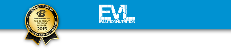 EVLution Nutrition.