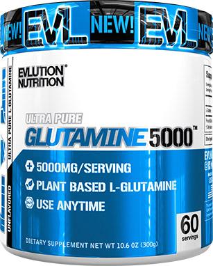 EVLution Nutrition Glutamine 5000