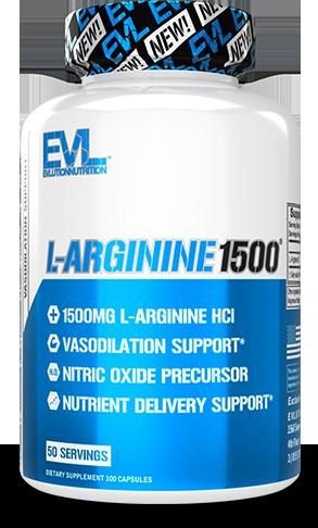 L-Arginine Containers