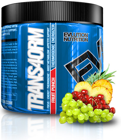 EVL Trans4orm Fruit Punch