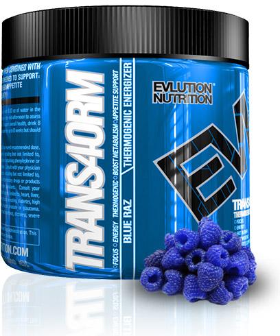 EVL Trans4orm Blue Raz