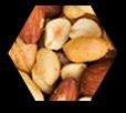 Peanuts & Almonds