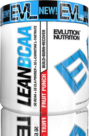 EVLution Nutrition LEAN BCAA.