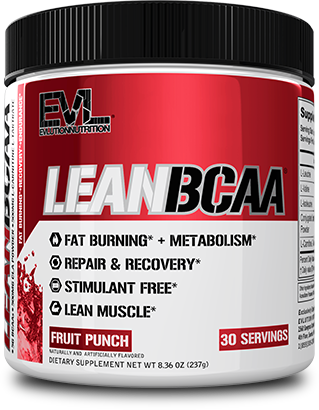 LeanBCAA Container