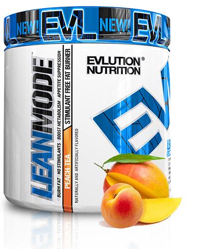 EVL LeanMode Peach Tea