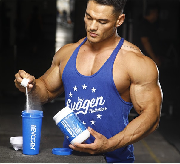 Jeremy Buendia 4x Olympia Physique Champ