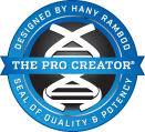 The Pro Creator Seal