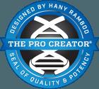 Seal of pro creator