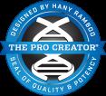 The Pro Creator Seal