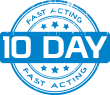 Fast-Acting 10 Day