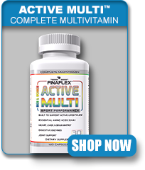 Shop Now: Active Multi - Complete Multivitamin