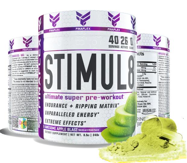 FinaFlex Stimul8 Bottles