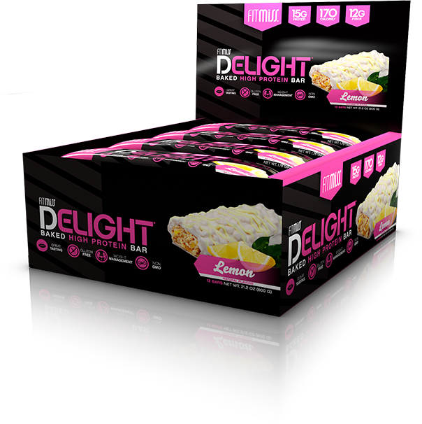 FitMiss Delight Bars