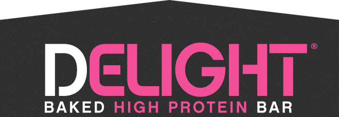 Delight. Baked High Protein Bar.