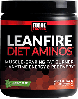 LeanFire Diet Aminos