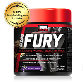 Force Factor Fury Bottle Atomic G New Bodybuilding Com Exclusive